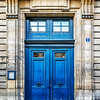 The Blue Doors