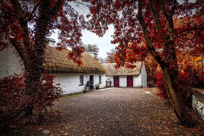 The Cottages of Bunratty