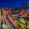 Night By Lincoln Road