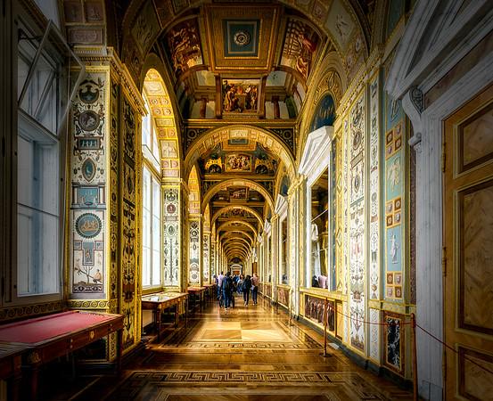 Halls of the Hermitage