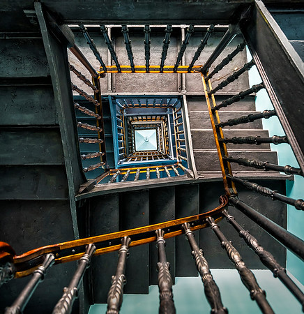 The Vertigo Staircase