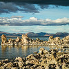 Autumn Sunset on Mono Lake