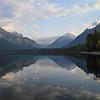 Lake MacDonald in the Morning