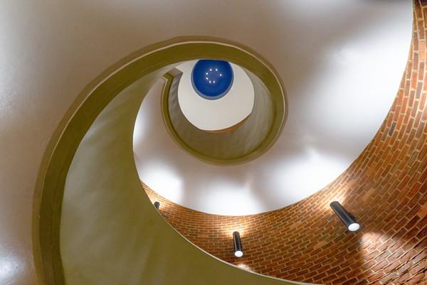 Moody Center Spiral