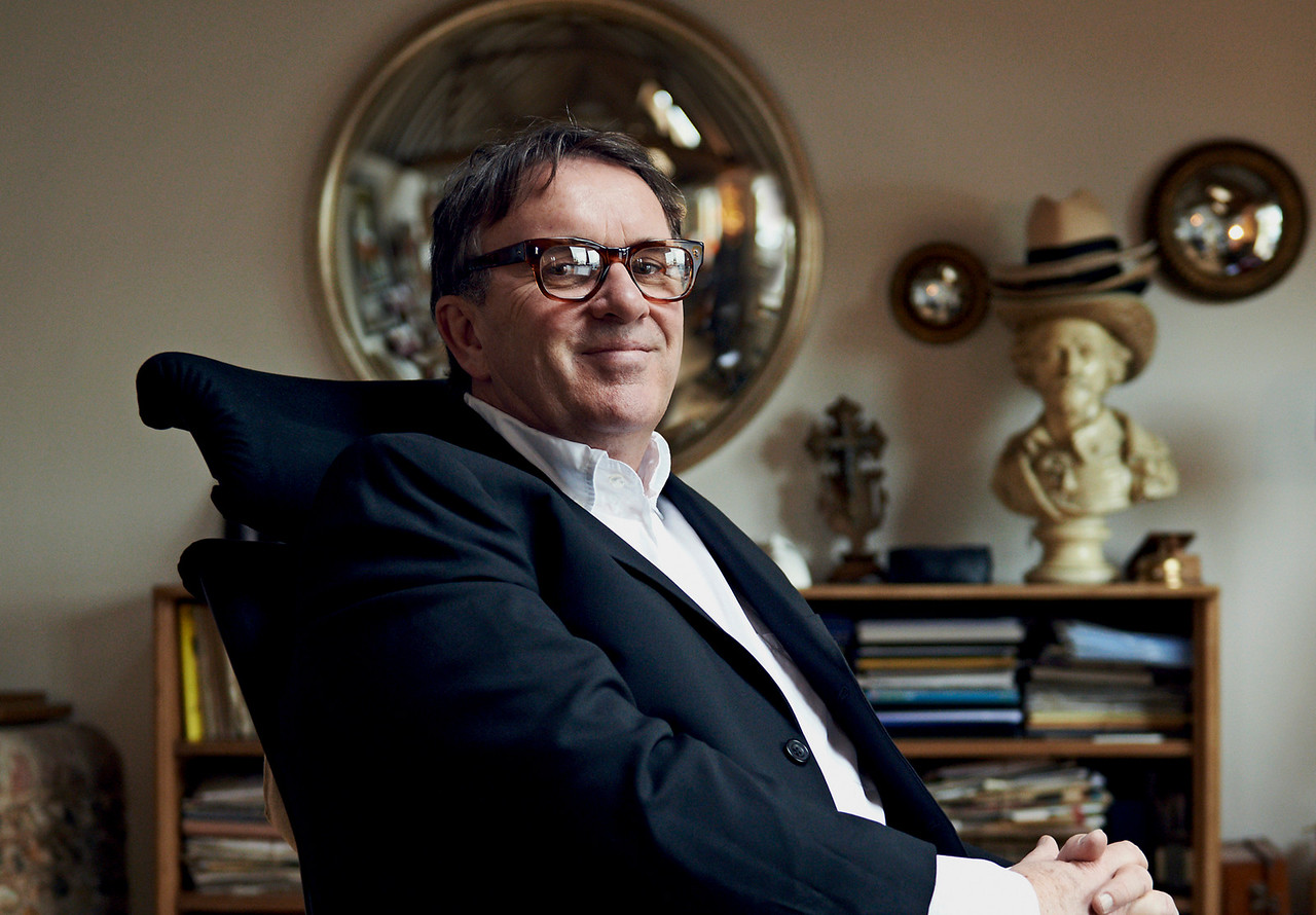 Chris Difford.
