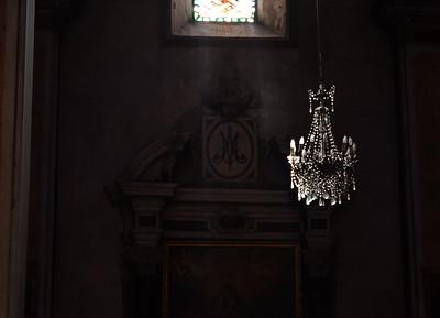 Église de Saint Jean Baptiste, Porto Vecchio, Corsica