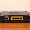 Linksys AG241 ADSL2 router