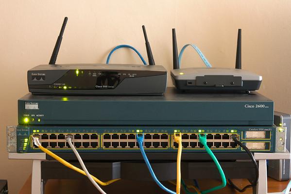 Cisco home network