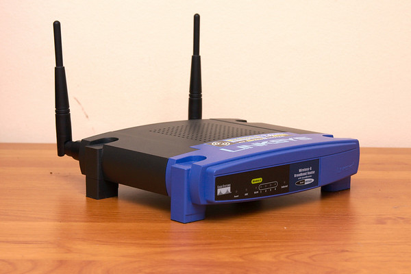 Linksys WRT54GS wireless router