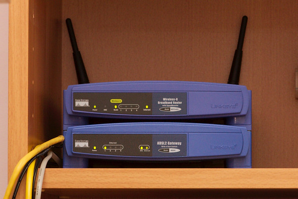 Network kit: Uplink and Wireless