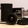 Sigma 24-70mm f/2.8 EX DG Macro