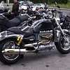 Modified Triumph Rocket III