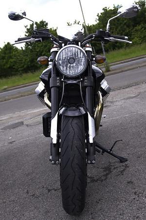 2009 Moto Guzzi Griso 8V