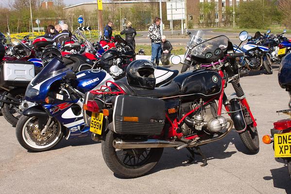 BMW 800cc