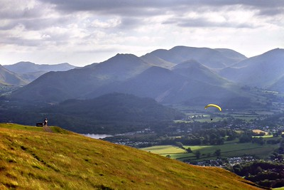 Flying Down To Keswick