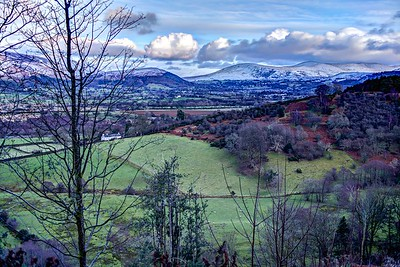 Fri 13th Jan : Latrigg, The Vale Of Keswick, Clough Head And The Dodds