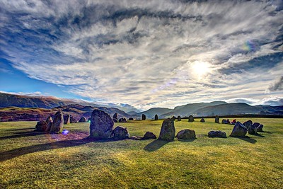 Mon 30th Jan : Castlerigg Stone Circle