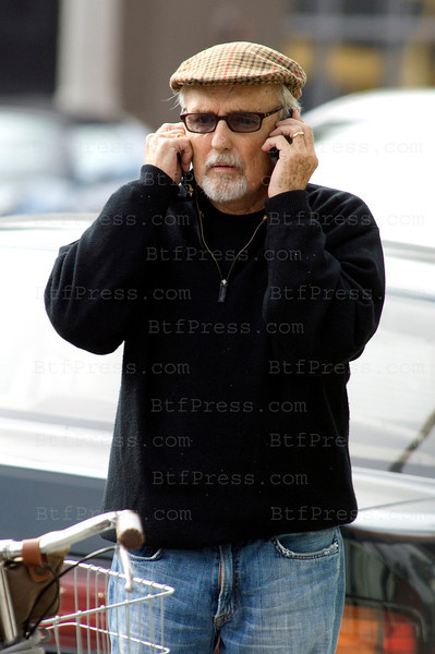 Dennis Hopper,73,Diagnosed With Prostate Cancer <br />  in Venice,California.