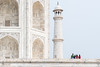 The Taj Mahal, more beautiful than even I, expected