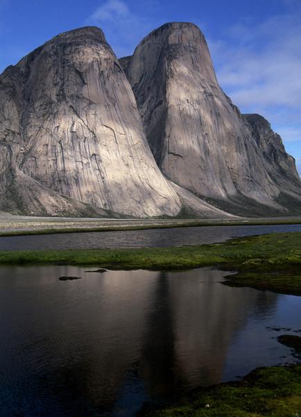 """Baffin Island """"Twin Walls"""""""