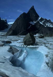 "Baffin Island ""Glacial River"""