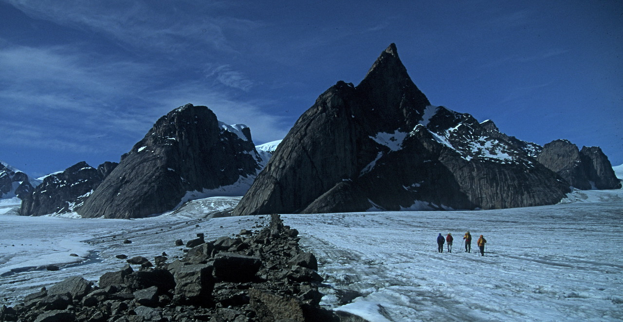 "Baffin Island ""Road to Mt. Loki"""