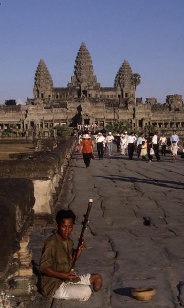 The Path to Survival - Cambodia
