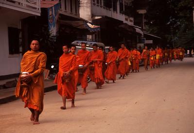 Morning Rice - Laos