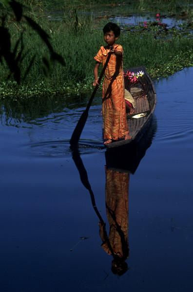 Blue Water - Myanmar