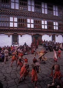 Prakar Festival - Bhutan