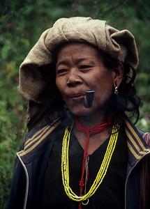 Karen Woman -Thailand