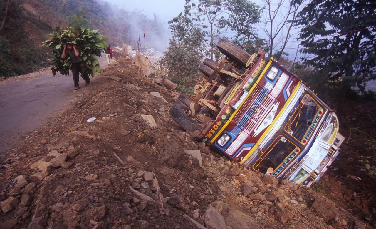 """Wrong turn"" - Northeast India"
