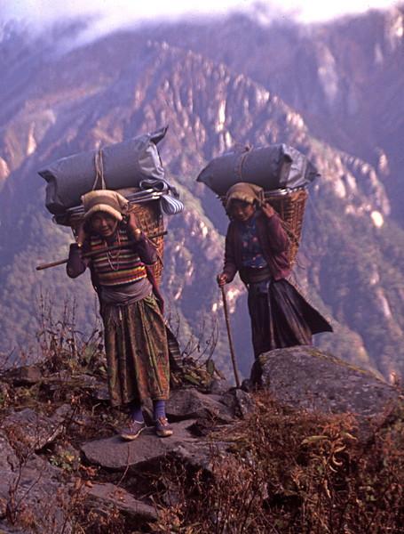 "Nepal - Makalu 1991<br /> ""Sherpanis"""