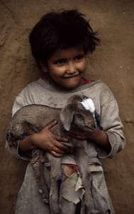 "Nepal - Rolwaling 1994 ""Little Goat"""