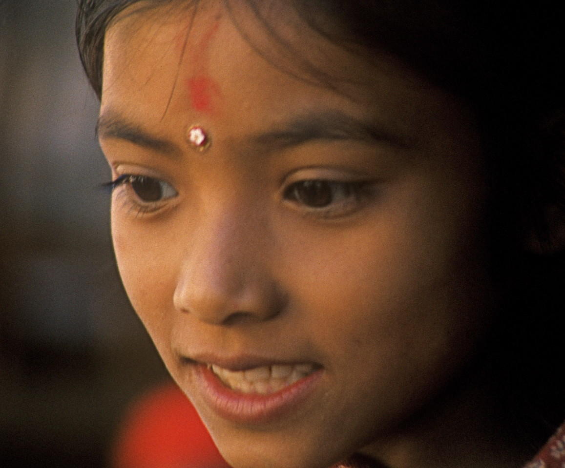 "Nepal - Rolwaling 1989<br /> ""Close Up"""