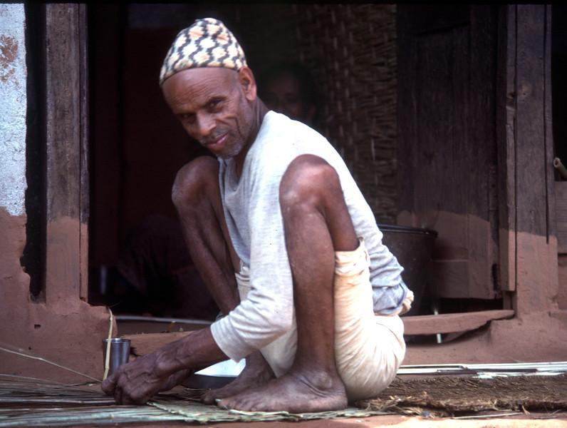 "Nepal - Dhaulagiri Circuit Attempt 1987 ""Taking it Easy"""