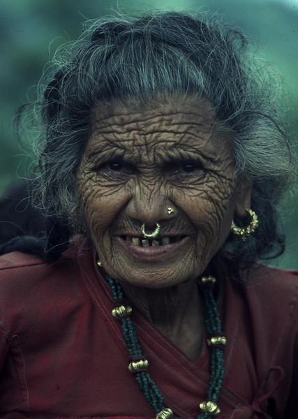 """Nepal - Kanchanjunja 1983<br /> """"Maturity"""""""