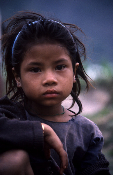 """Nepal  -Dhaulagiri Circuit Attempt 1987 """"Watching"""""""