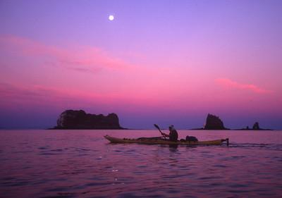"""Baja Morning"" - La Guardia Island"
