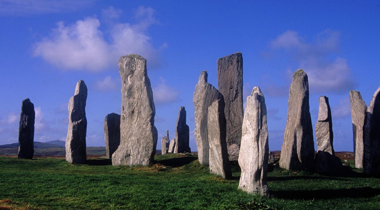 Calanais Stones 2 - Outer Hebrides, Scotland