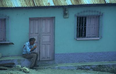 """Purple Step"" - Guatemala"