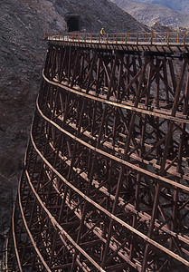 """Goat Bridge"" - Carrizo Gorge"