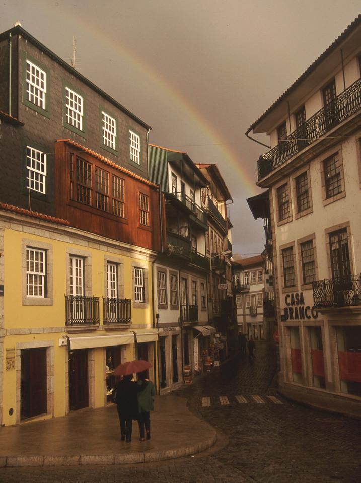 """Portugal Rainbow"""