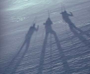 """Shadows on Stilts"" - Somewhere in the Sierra"