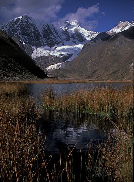 High Peruvian Lake
