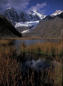 High Peruvian Lake