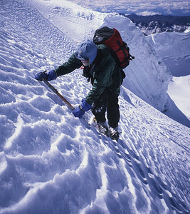 Steep Ice - Apolobama, Bolivia