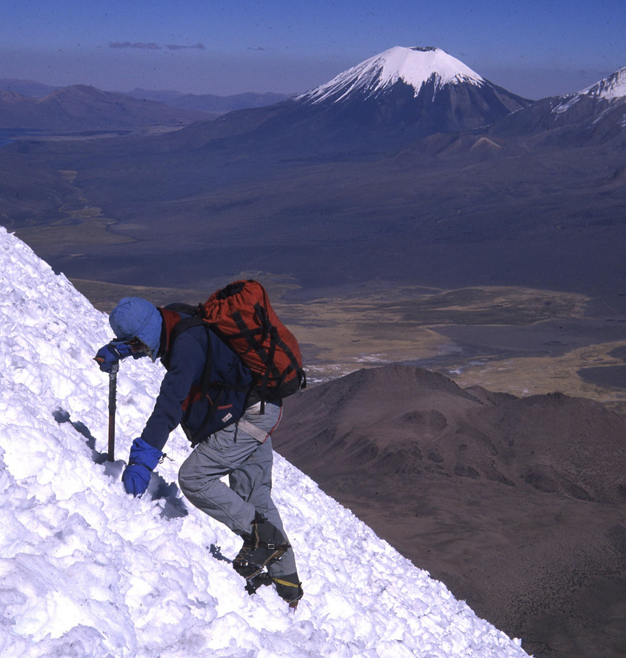 John Otter, Sajama summit day