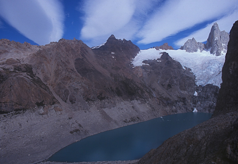 Laguna Succa - Las Glaciers NP