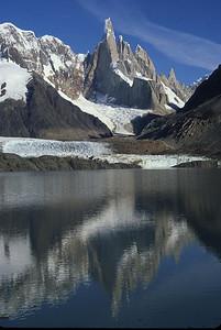 Laguna Torre - Los Glaciers NP